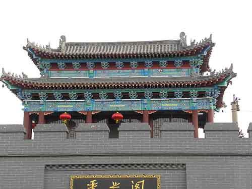 中国古建筑的结构方式有哪些?